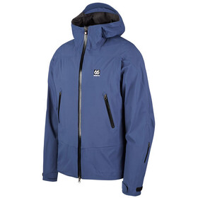66° North Snaefell Neoshell Jacket Men Storm Blue